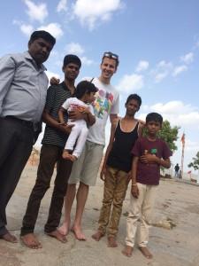 rozhovor Martin Dědina, Indie