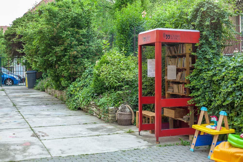 knihobudka, Pavel Železný, minimalismus, rozhovor