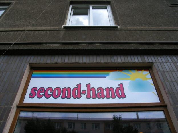 nakupuji z druhé ruky, second hand, minimalismus, Marcela Sobotová