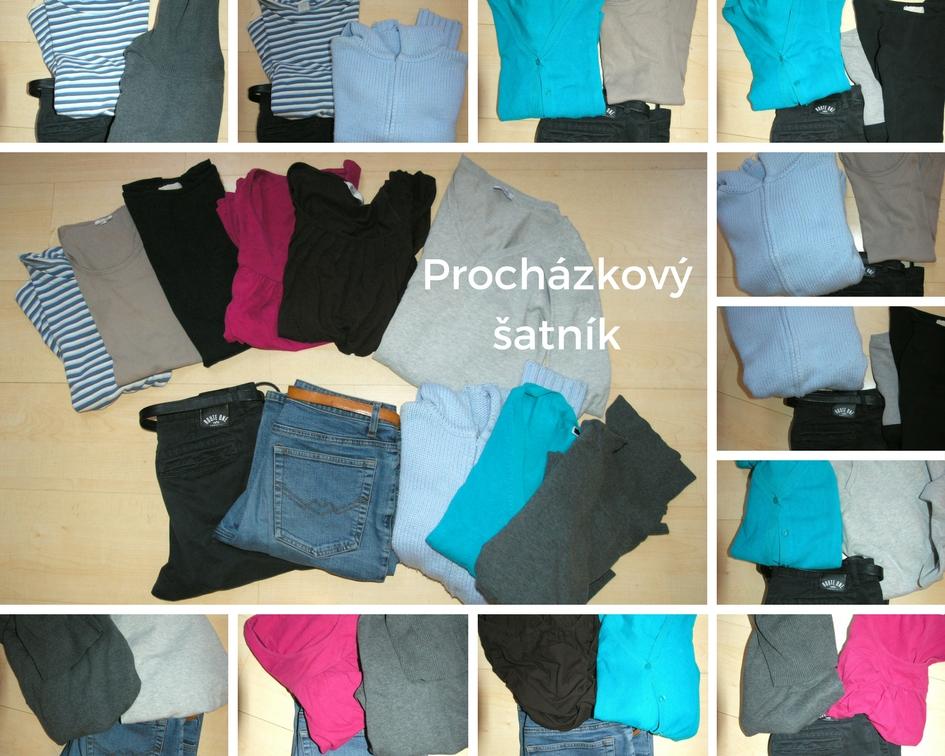 capsule wardrobe, mám co na sebe, minimalistický šatník, minimalismus, Marcela Sobotová