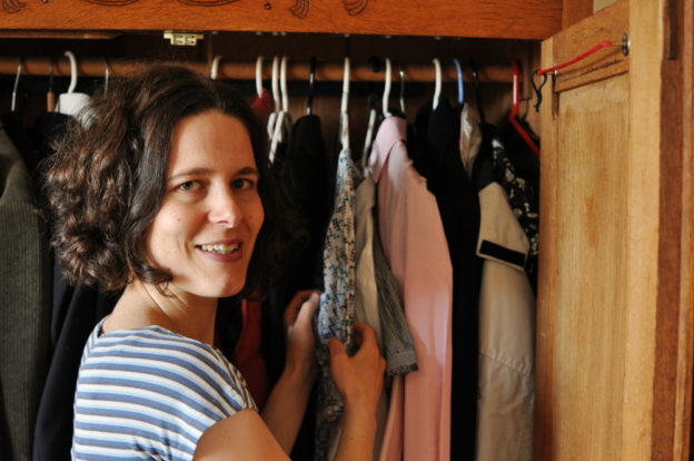 mám co na sebe, šatník, capsule wardrobe, minimalistický šatník, Marcela Sobotová