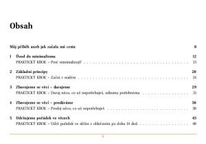 eBook zjednodušujeme aneb více místa pro život, Marcela Janská