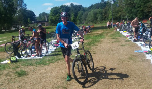 rozhovor Martin Dědina, triatlon