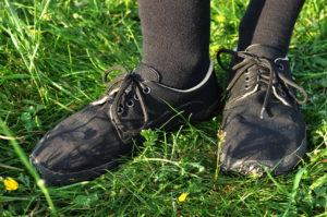 úskalí bosé chůze, barefoot, chození naboso, minimalismus, Marcela Sobotová