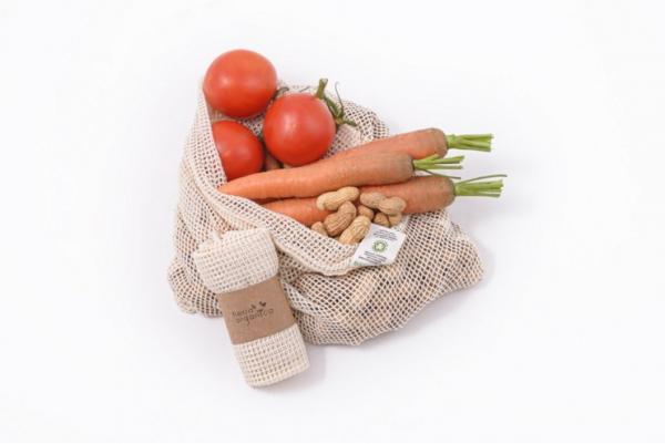 pytlíky na zeleninu, minimalismus, zero waste