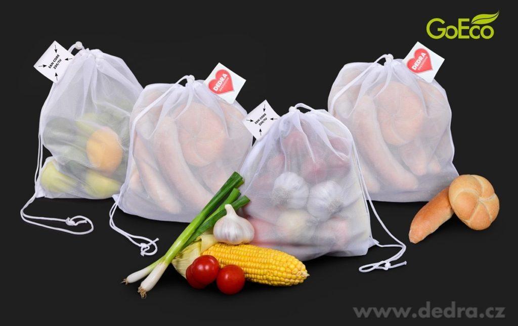 pytlík na zeleninu, zero waste, minimalismus, látkový pytlík