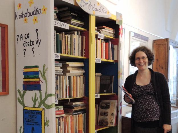 knihobudky, Marcela Sobotová, minimalismus, sdílení knih, knihy