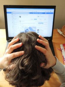 Facebook, minimalismus, Marcela Sobotová, omezování, odvykání