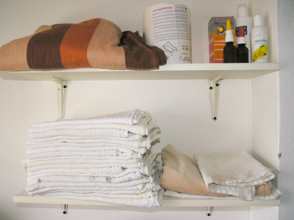 výbava pro miminko, minimalismus, Marcela Sobotová, rodiče