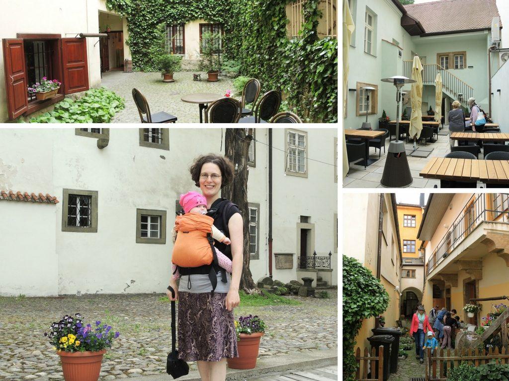 Plzeňské dvorky, co všechno máme, minimalismus, objevování, Plzeň