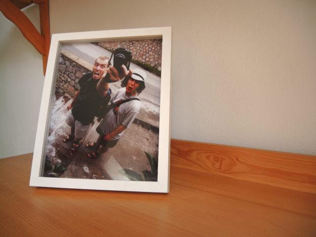 fotografie, fotky, minimalismus, organizace, skladování, Marcela Sobotová