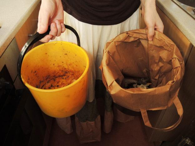 domácnost bez odpadu, méně odpadu, zero waste, minimalismus, postřehy, marcela sobotová, domácnost, odpad