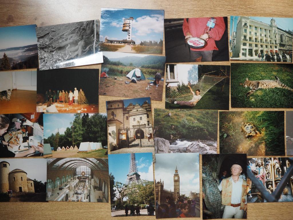 minimalismus, vzpomínkové věci, vzpomínky, mládí, Marcela Sobotová, sentiment, nostalgie, třídění, fotografie, fotky