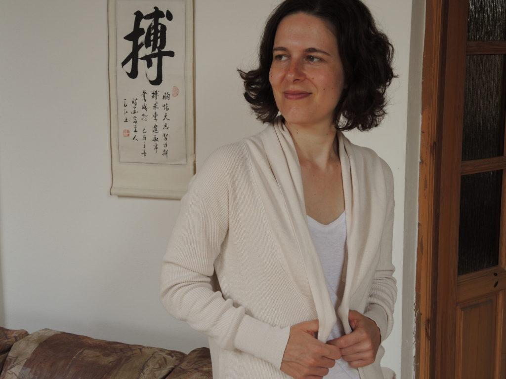oblečení, second hand, z druhé ruky, minimalismus, šatník, Marcela Sobotová