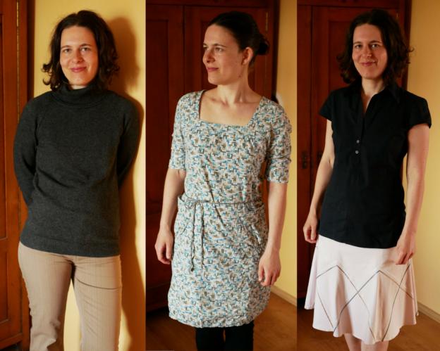 oblečení, minimalismus, šatník, Marcela Sobotová, udržitelná móda, móda