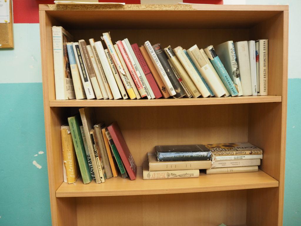 knihobudka, Plzeň Slovany, minimalismus, zbavování se knih, swap