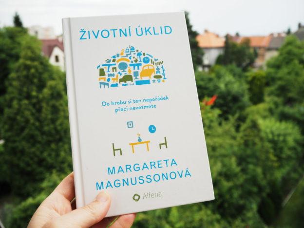 Životní úklid, životní úklid, Grada, Margareta Magnussonová, vyklízení, smrt, kniha