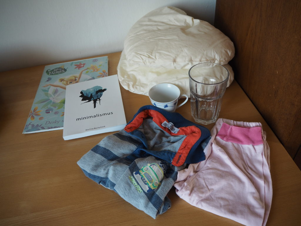 swap, výměna, minimalismus, oblečení, reportáž, Z pokoje do pokoje