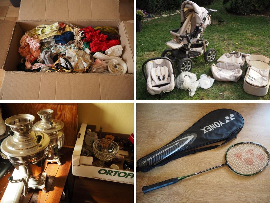 minimalismus, jak se zbavit věcí, 5 tipů, jak se zbavovat smysluplně, vyklízení, prodej, Marcela Sobotová, darování, způsoby