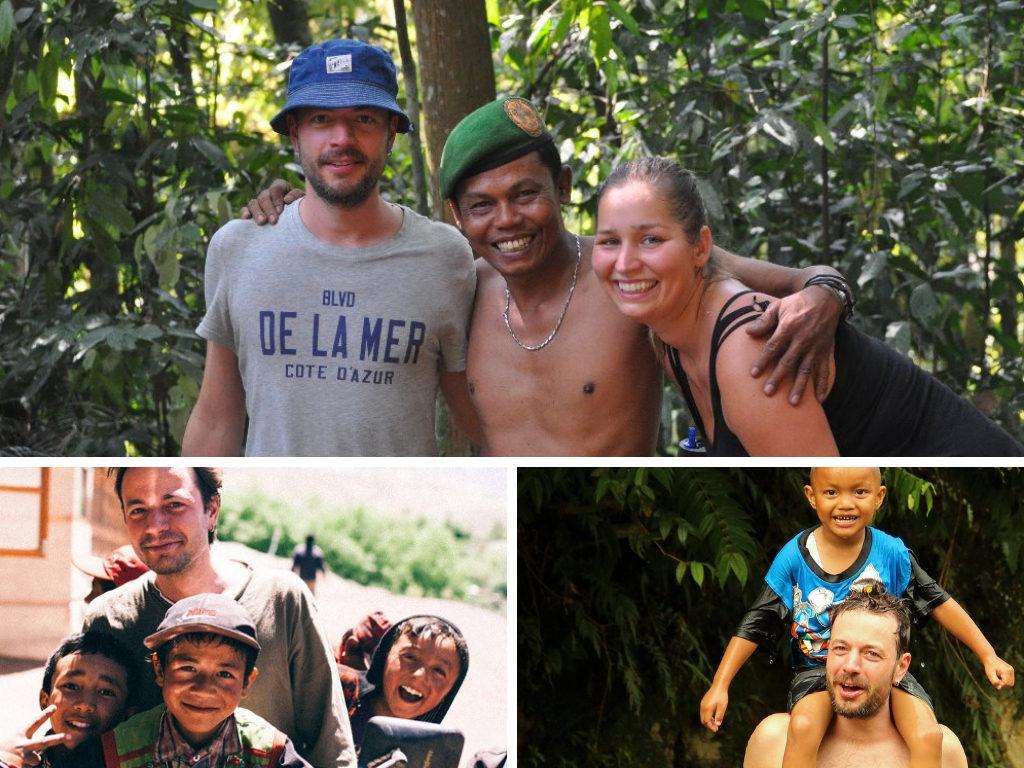 rozhovor Patrik Zouhar, Patrik Zouhar, minimalismus, inspirace, minimalisté, minimalista, cestování, dobrovolnictví, Indonésie