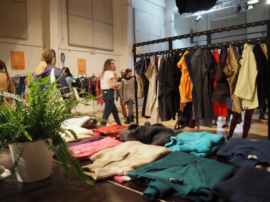 swapování, oblečení, swap, šatník, minimalismus, sukně, Marcela Sobotová, Depo 2015