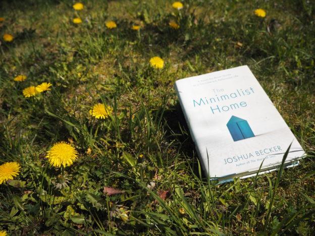 The Minimalist Home, Joshua Becker, minimalismus, návod, kniha, downsizing, stěhování