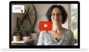 online kurz, domácnost, 7 semínek jednoduchosti