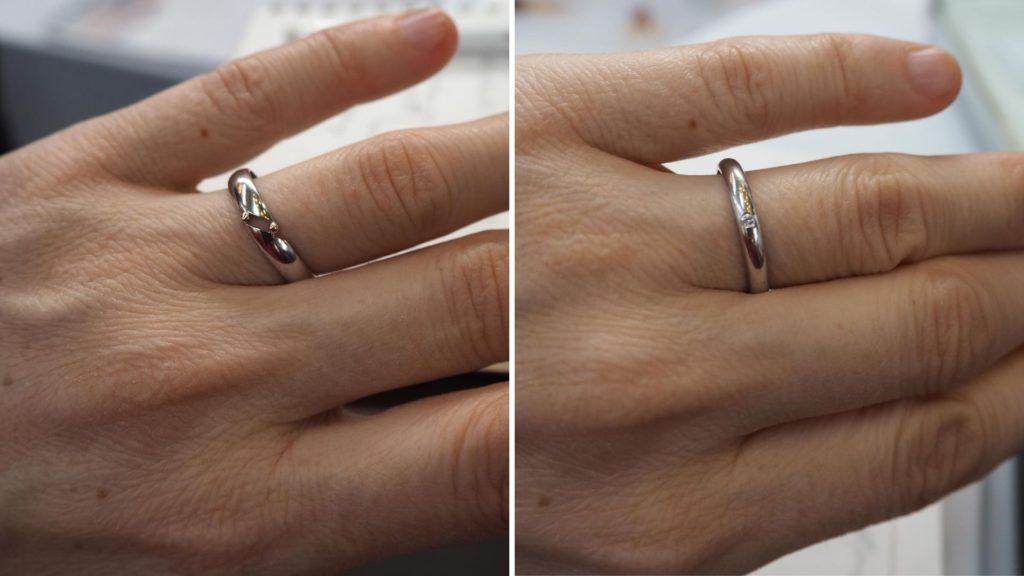 svatba, prstýnky