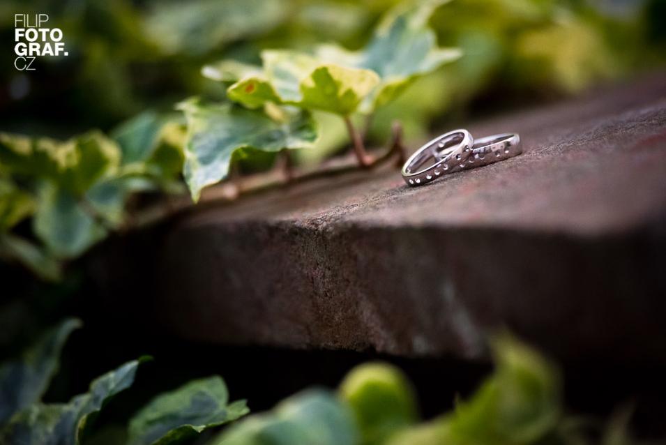 prstýnky, minimalismus, svatba