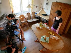 TV Nova, Marcela Janská, Marcela Sobotová, citrónový čistič, Víkend