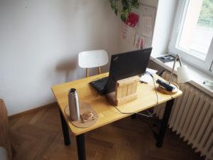 debordelizace, tahák, pracovna, úklid, minimalismus